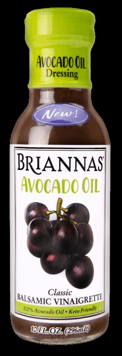 Briannas Avocado Oil Balsamic Vinaigrette