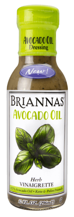 Briannas Avocado Oil Herb Vinaigrette