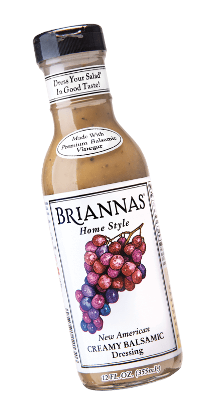 BRIANNAS dressing bottle