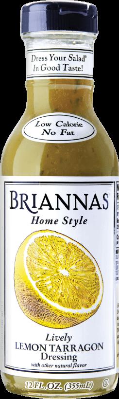 Lively Lemon Tarragon