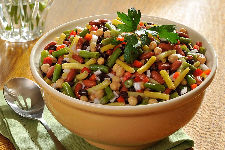 Five-Bean Salad