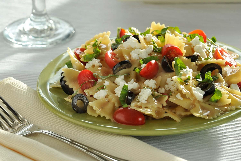 New american pasta salad briannas salad dressings new american pasta salad forumfinder Choice Image