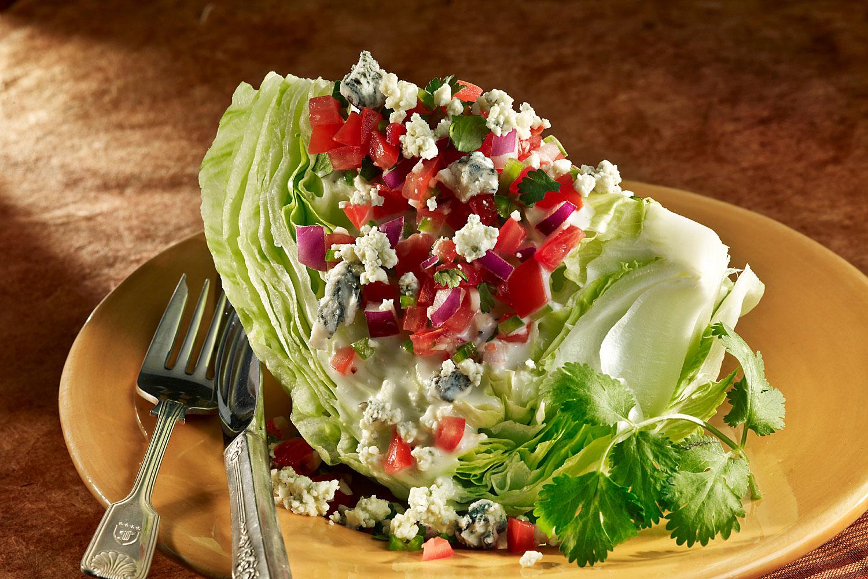 Truly Texan Wedge Salad
