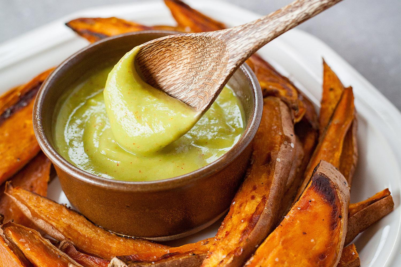 recipe: honey mustard drizzle [7]