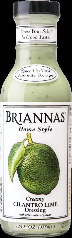 Briannas Cilantro Lime