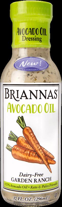 Made with Avocado Oil Dairy-Free Garden Ranch