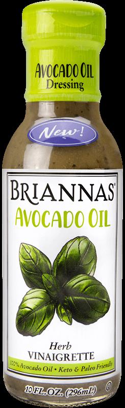 Made with Avocado Oil Herb Vinaigrette